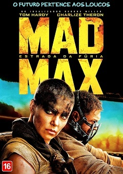 Mad Max‬ - Estrada da Fúria BluRay Torrent Download