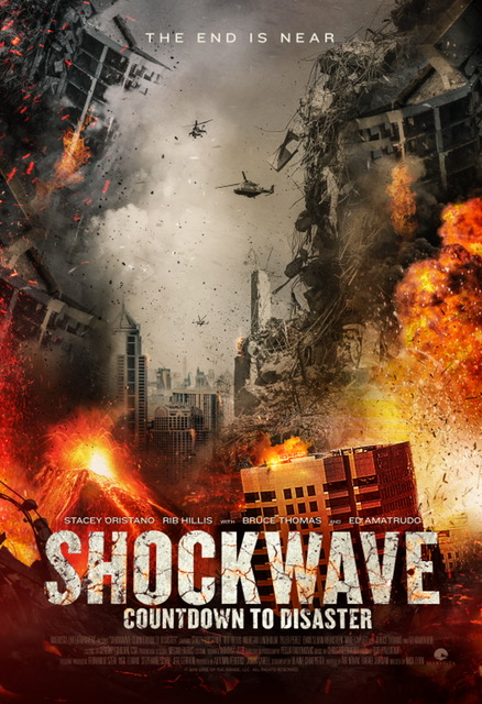 The Ground Quakes As Shockwave Countdown To Disaster