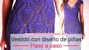 Los mejores consejos para tejer un vestido crochet