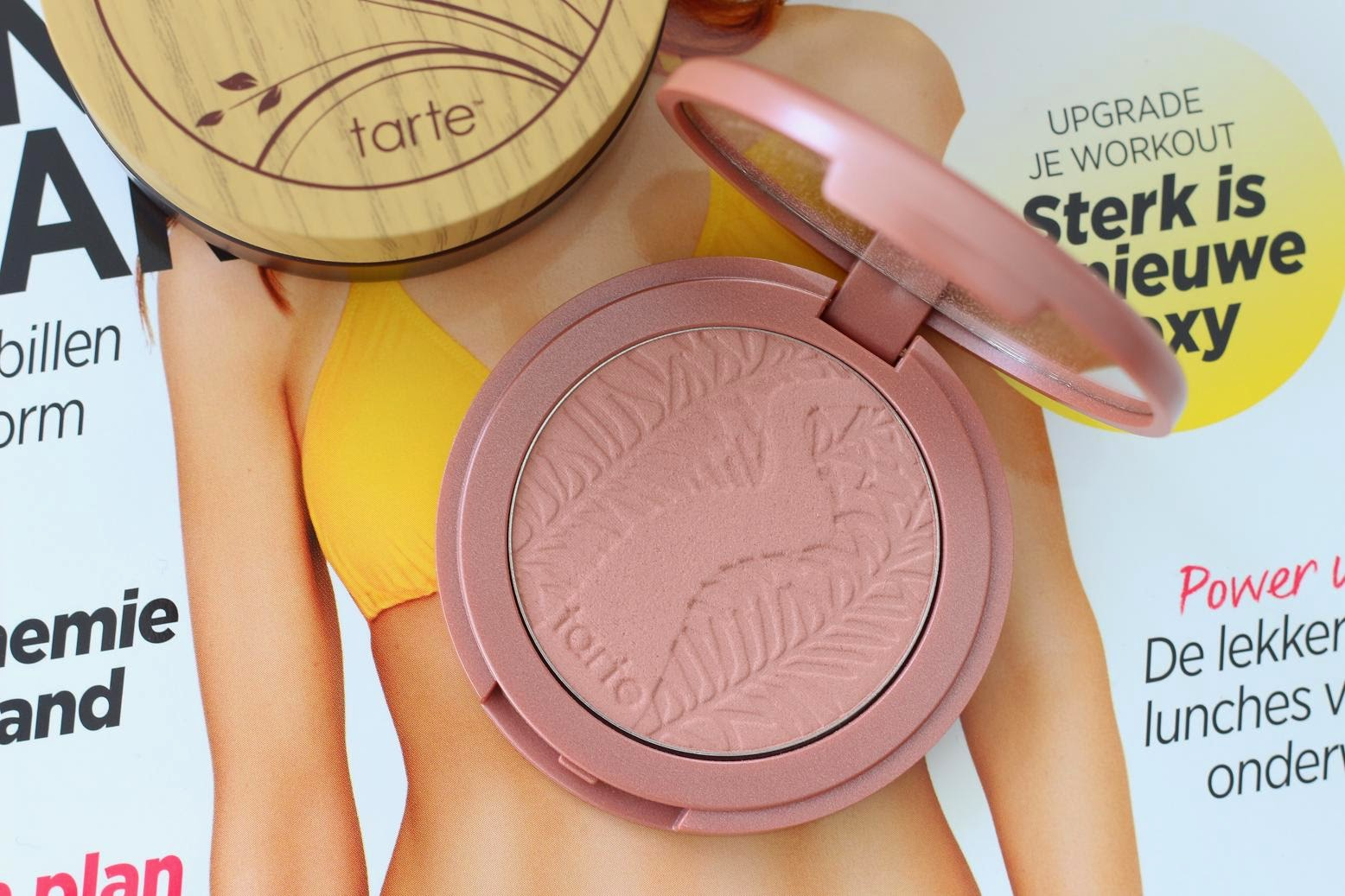 Tarte Amazonian Clay Blush Exposed