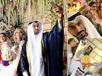 Disakiti Mantan Kekasih, Pria Kuwait Ini Nikahi 4 Wanita Cantik Sekaligus?