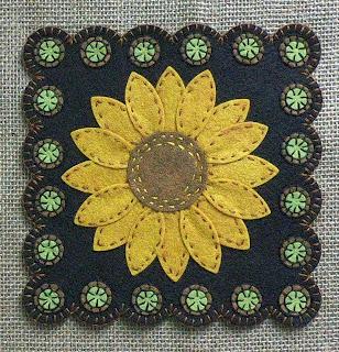 Sunflower Primitive