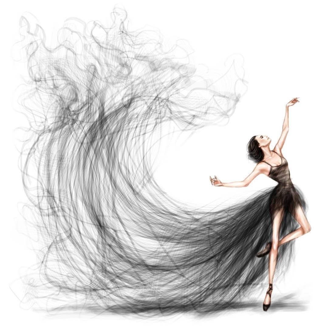 05-Dance-Shamekh-Bluwi-Haute-Couture-Exquisite-Fashion-Drawings-www-designstack-co