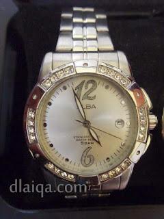 arloji jenis quartz