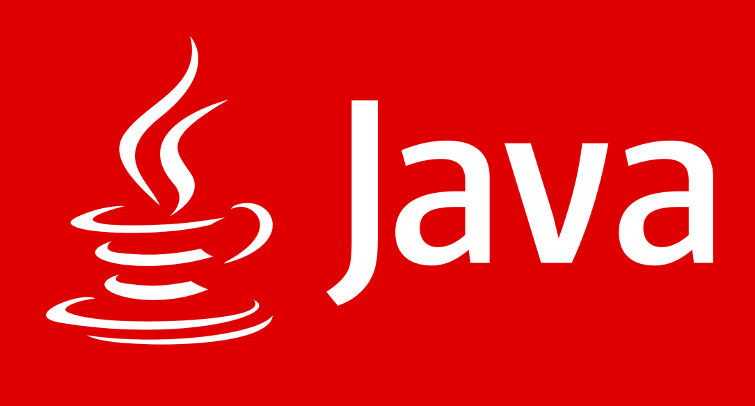 Java Logo with Text for Developers