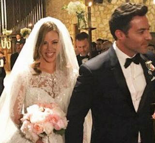 Telemundo star Xinema Duque weds her businessman boo, Jay Adkins in  a fairytale wedding