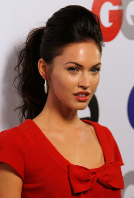 Megan Fox American very popular hot model and Hollywood Actress