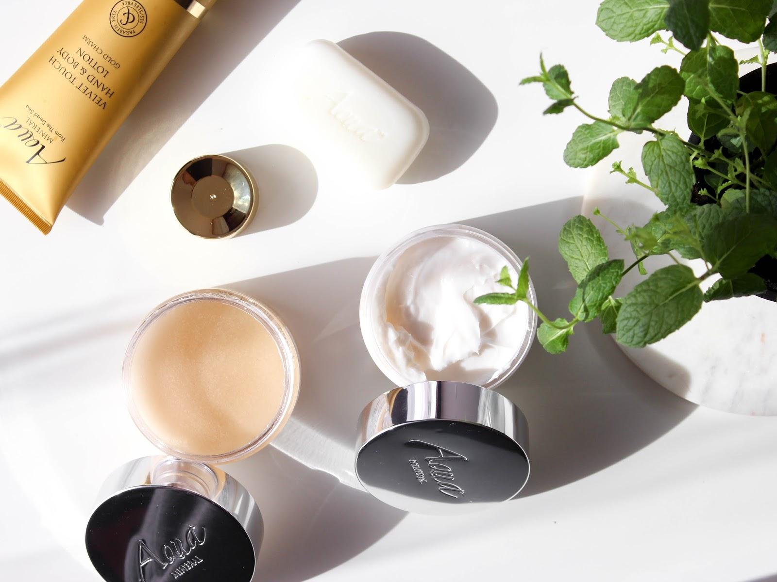 kosmetika s minerály z mrtvého moře recenze