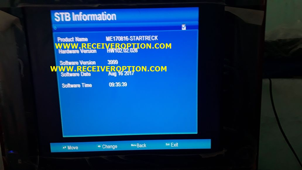 STAR TRECK 5700HD RECEIVER AUTO ROLL NEW SOFTWARE - HOW TO