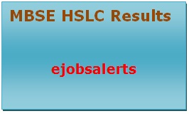MBSE HSLC Results 2017