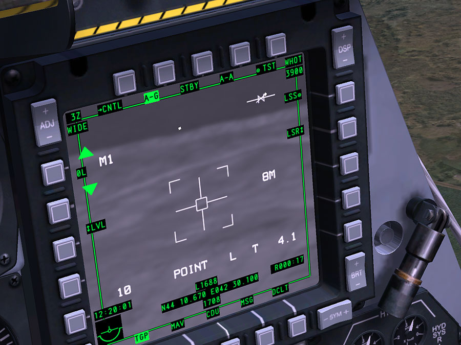 Real and Simulated Wars: DCS: A-10C Warthog - Dropping Bombs