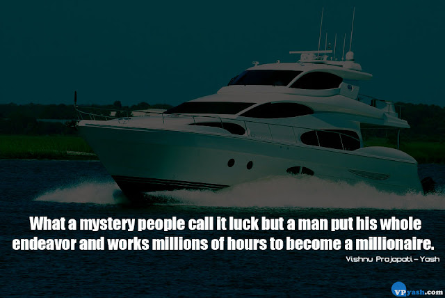 works millions of hours to become a millionaire quote