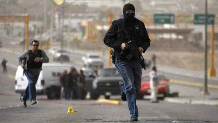 """La narco-guerra entre el Cártel de Sinaloa y """"La Línea"""" toca las puertas de Ciudad Juárez"""