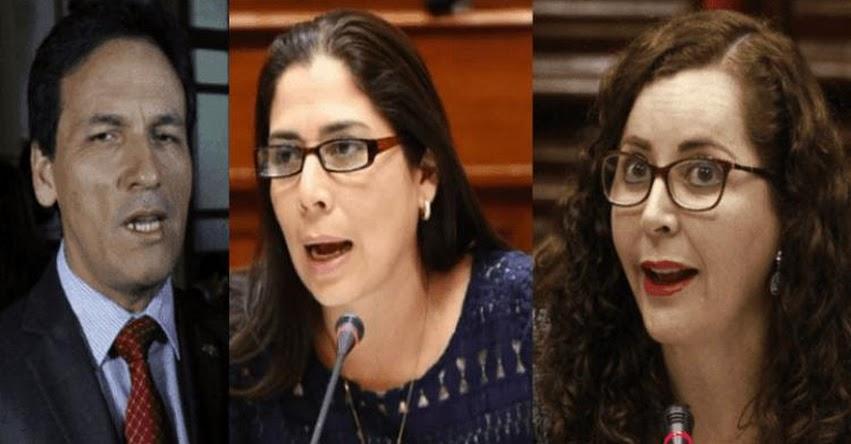 SALVADO POR SUS «HERMANITOS»: Estos 18 congresistas rechazaron acusación criminal y blindaron a César Hinostroza