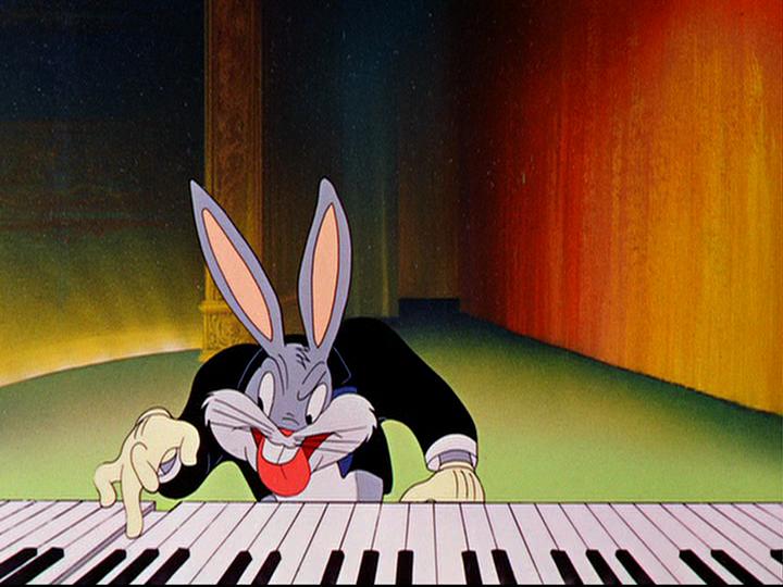 Tralfaz Boogie Woogie Bunny