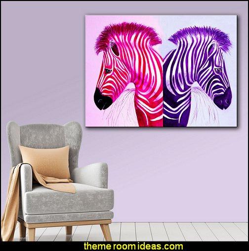 Decorating theme bedrooms - Maries Manor: zebra print ...