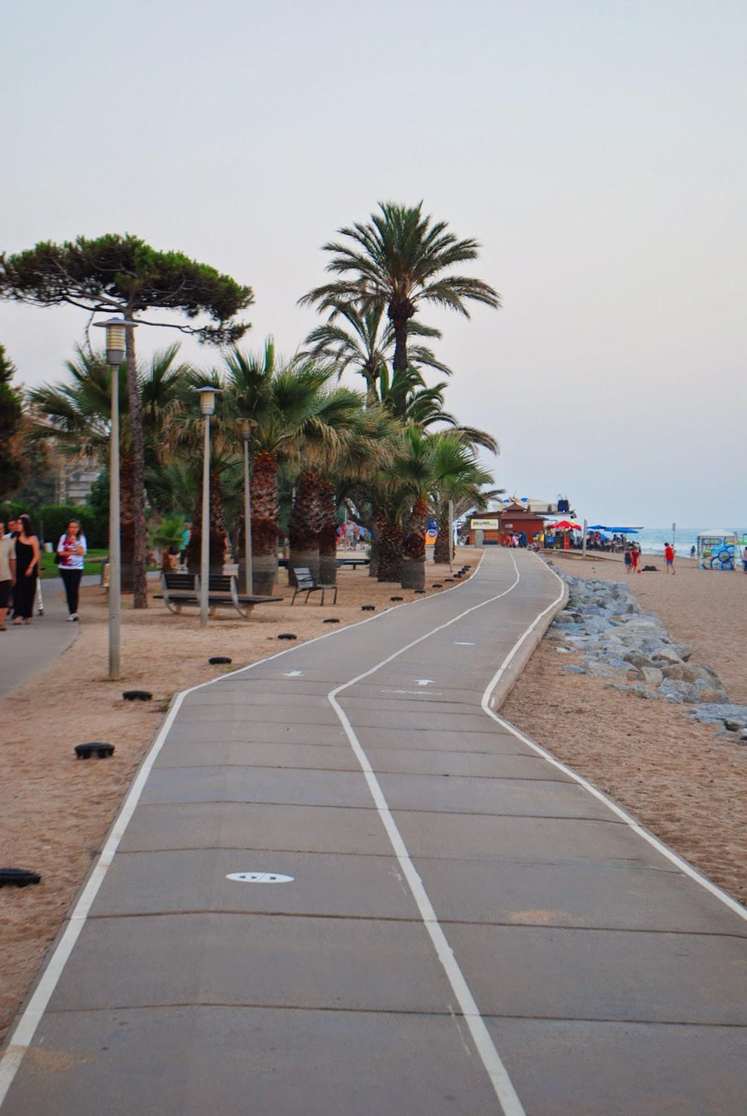Пинеда де мар, Коста Брава, Каталония, Испания/Pineda de Mar, Costa Brava, Catalonia, Spain.