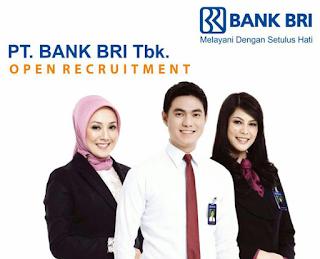 Informasi Lowongan Kerja Bank Terbaru PT Bank Rakyat Indonesia (Persero) Tbk