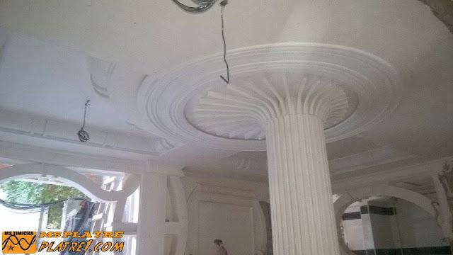Décoration plâtre 2016