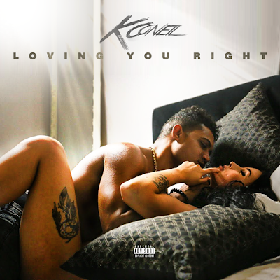 "Worldwide Premiere of K'Coneil ""Loving You Right"" Video / www.hiphopondeck.com"