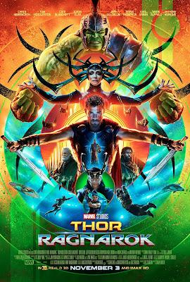 ตัวอย่างหนังใหม่ - Thor: Ragnarok (ศึกอวสานเทพเจ้า) ซับไทย  poster2