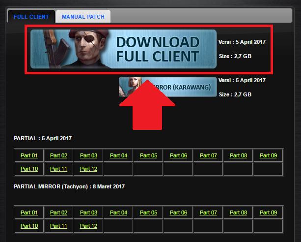 Cara Buat Akun Counter Strike Online - Daftar CSO Megaxus