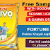 Free Lybrate Fortune Vivo Oil 1L Pouch Worth Rs.150