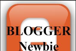 Arti Blogger Newbie