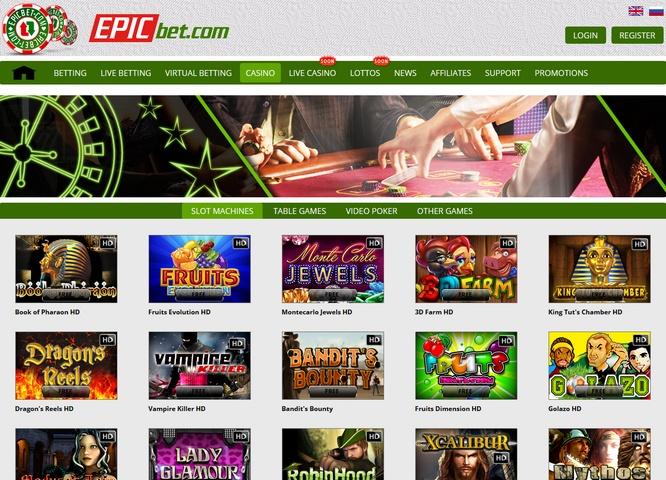 EpicBet Casino