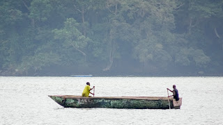 Forestry and fishing are major components of GDP