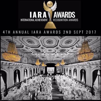 The 4th Annual IARA AWARDS