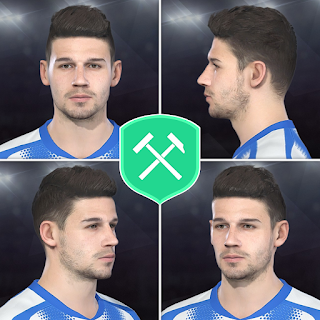 PES 2018 Faces Christopher Schindler by Volun