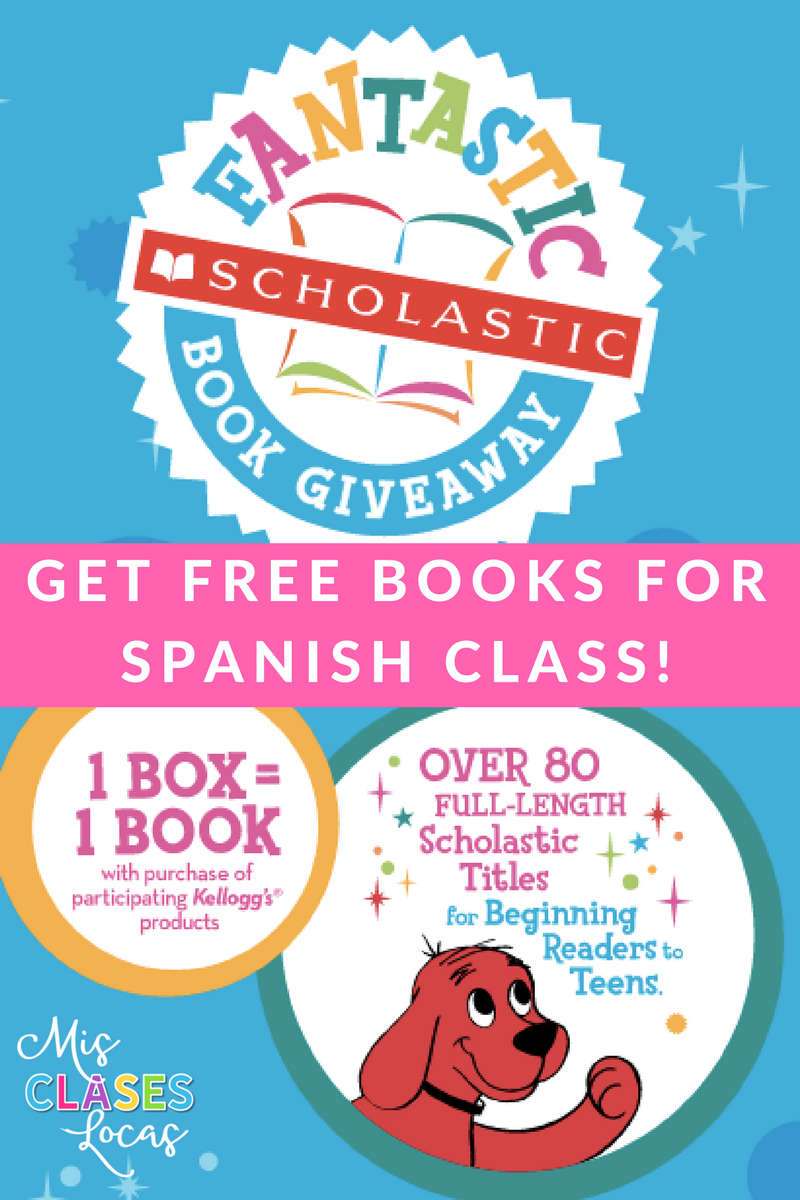 How to get Free Books in Spanish & English!