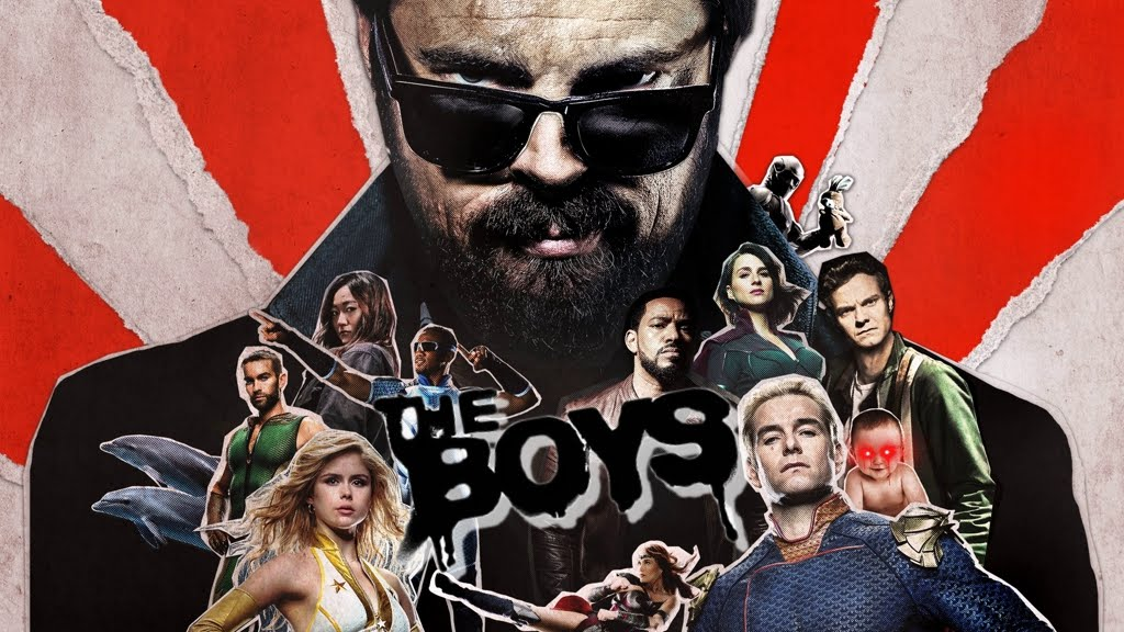 ☼  Serie: The Boys Season 1 & 2 ☼