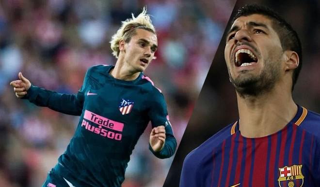 "Griezmann Jadi ""Penggangu"" Keharmonisan Luis Suarez Di Barcelona"