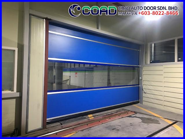 COAD, COAD Malaysia, High Speed Door, INDONESIA, INDUSTRIAL DOOR, JAPAN, KOREA, MALAYSIA, Pintu Berkelajuan, pintu high speed door, pintu rapid door, RAPID DOOR, THAILAND, VIETNAM, シート製高速シャッター,