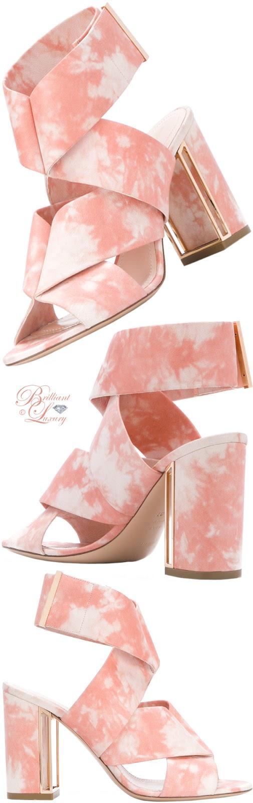 Brilliant Luxury ♦ Brilliant Luxury ♦ Nicolas Kirkwood Nini sandals