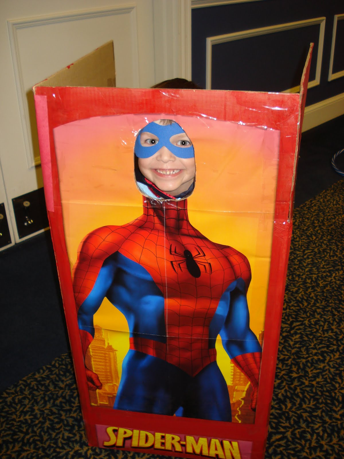 East Coast Mommy DIY Super Hero Party