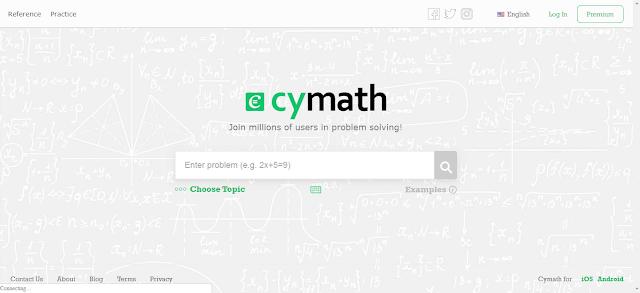 https://www.cymath.com/