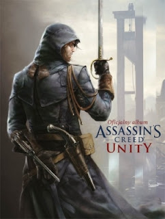 Oficjalny album Assassin's Creed Unity - Paul Davies