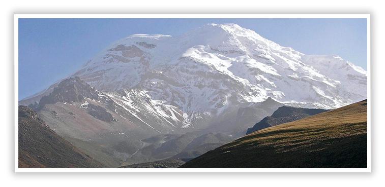 La imponencia y la belleza del Monte Chimborazo, - Quito - Ecuador - SuperPhotoPro
