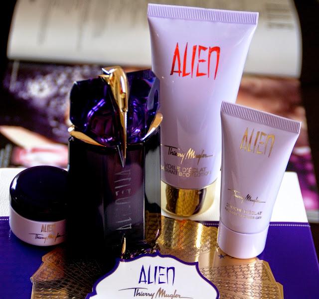 Alienthierymuglerfragrancebodylotionshowergelgiftset#ninasstyleblog#beautyblogger