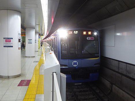 東京メトロ副都心線 西武線直通 各停 飯能行き1 Y500系