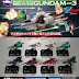 Megahouse Cosmo Fleet Collection ACT 3 featuring Z Gundam Series