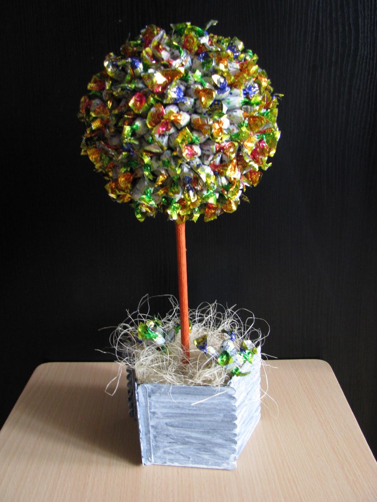 Papierowy Świat Łukasza Drzewko Szczęścia