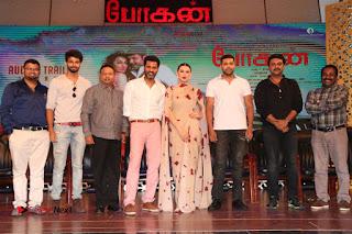 Jayam Ravi Hansika Motwani Prabhu Deva at Bogan Tamil Movie Audio Launch  0031.jpg