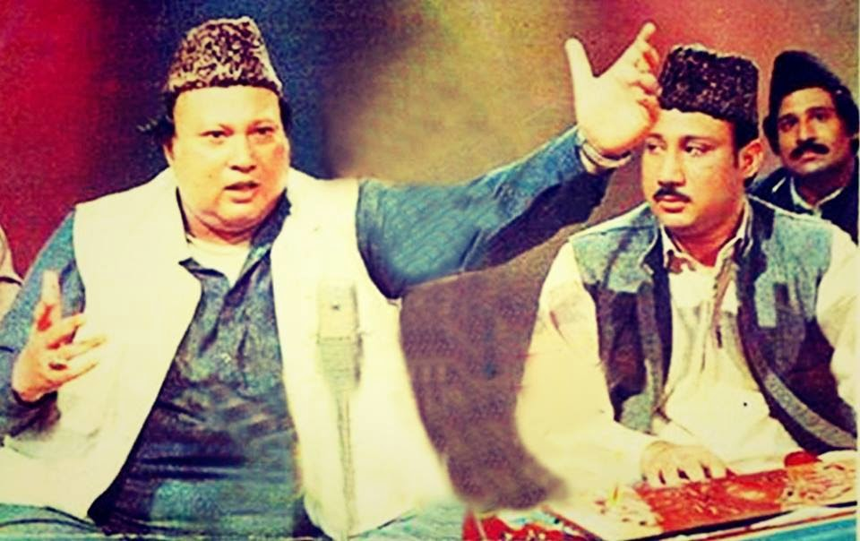 Jaane Kab Ho Ge Kam Iss Duniya Ke Gham by Nusrat Fateh Ali Khan