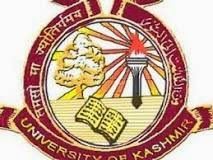 university jobs in india, jobs in kashmir