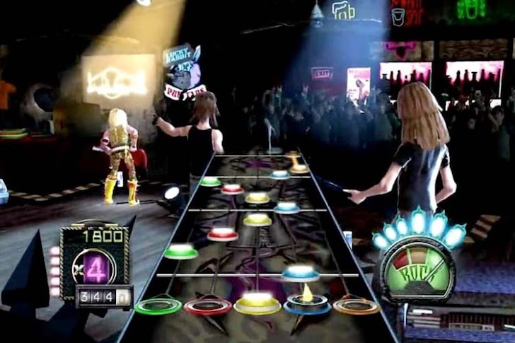 9 Game Guitar Hero Lagu Indonesia dan Barat (Online & Offline)