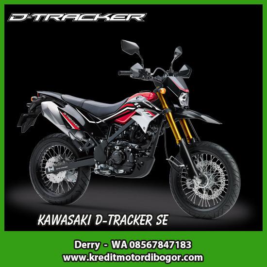 Kredit Motor Kawasaki D-Tracker SE di Bogor